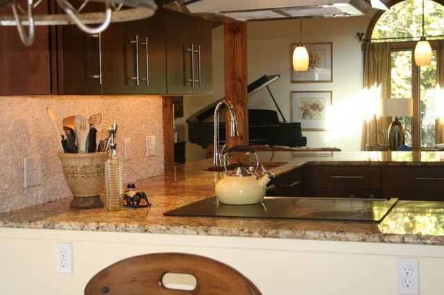 kitchen by Lenora T Brandoli Designs - Frugal Design