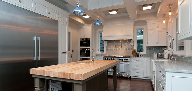 Kitchen Cabinet & Wall Paint contemporary-kitchen