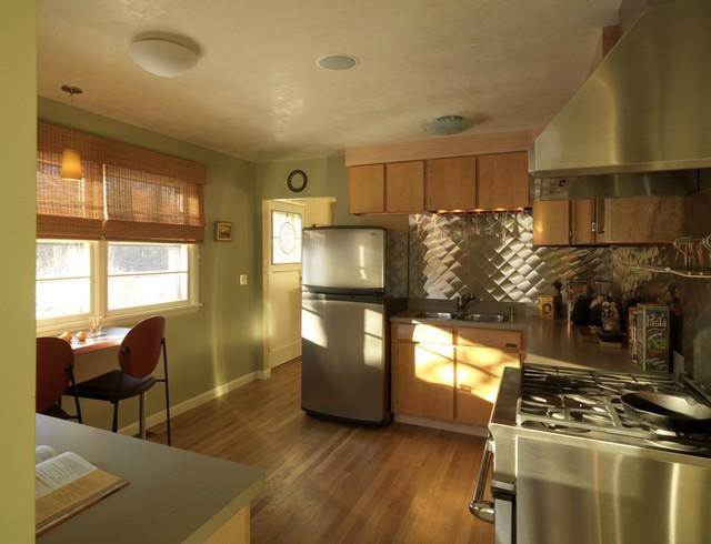 Kitchen Remodel modern-kitchen