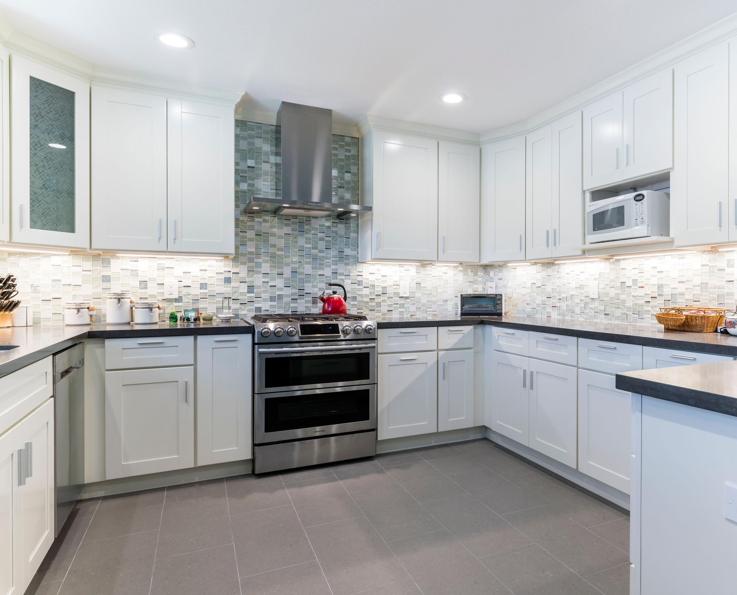 Kitchen Remodel - Santa Clara