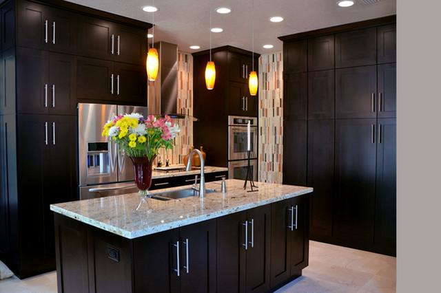 Kitchen Remodel - Silver Shores, FL contemporary-kitchen