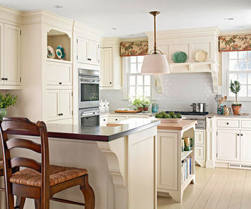 Kitchen Remodel: Space for All - Studio City Project traditional-kitchen