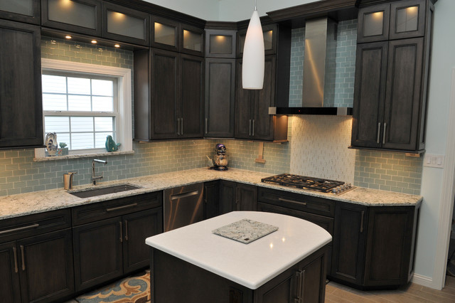 Kitchen Remodel St Louis County Contemporary Kitchen