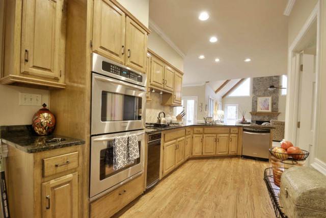 Http Www Houzz Com Photos 150742 Kitchen Remodel Staged For Resale Traditional Kitchen Atlanta