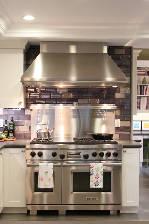 Grill Griddle Or Burners On Professional Gas Ranges