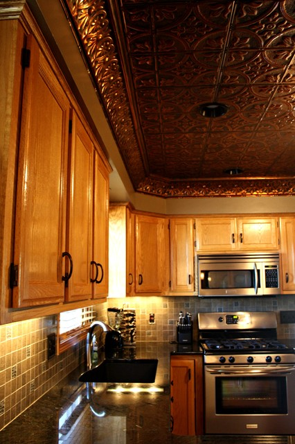 Kitchen Remodel Traditional Kitchen Other By Strahm Construction Inc