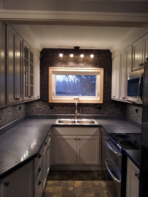 Can you tell me which laminate was used for these countertops?