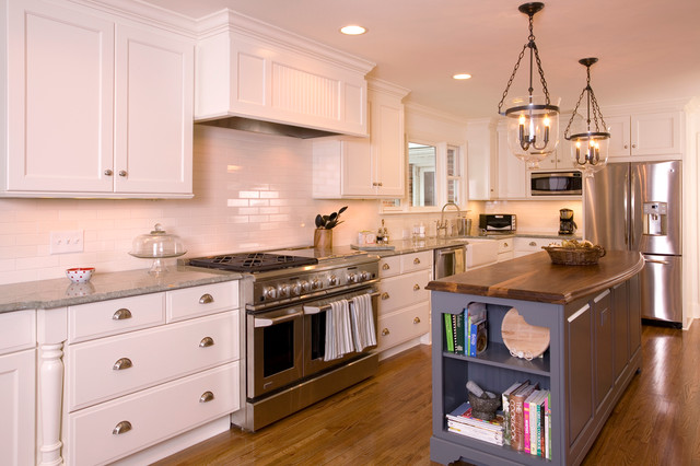 Kitchen Remodel:  Timeless Style traditional-kitchen