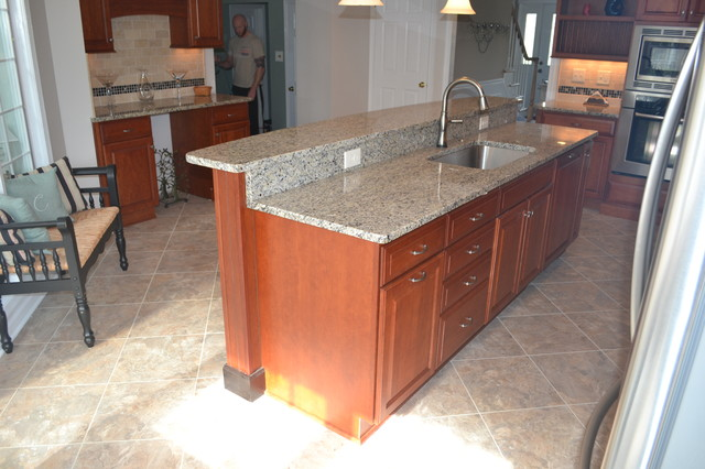 Kitchen Remodel West Chester Transitional Kitchen Philadelphia By Chester County Kitchen