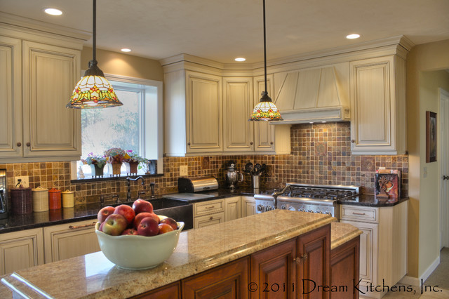 Kitchen Remodel Westford MA - traditional - kitchen - boston - by