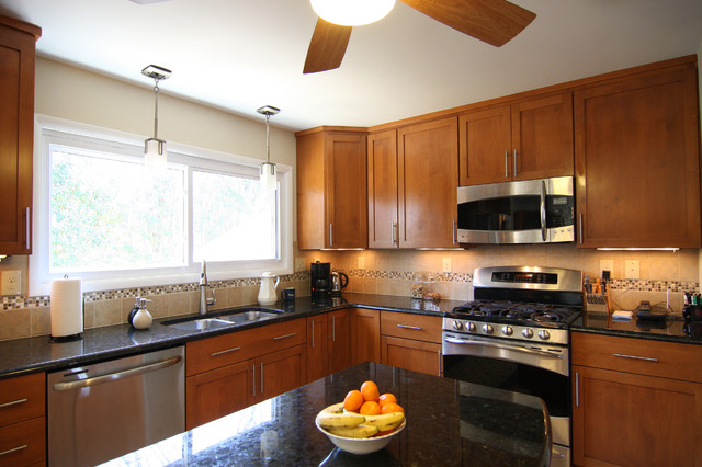 Kitchen Remodel In Hampton Va Traditional Kitchen Richmond By Criner Remodeling