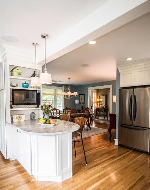 Kitchen Remodel With Design Services Traditional Kitchen Philadelphia