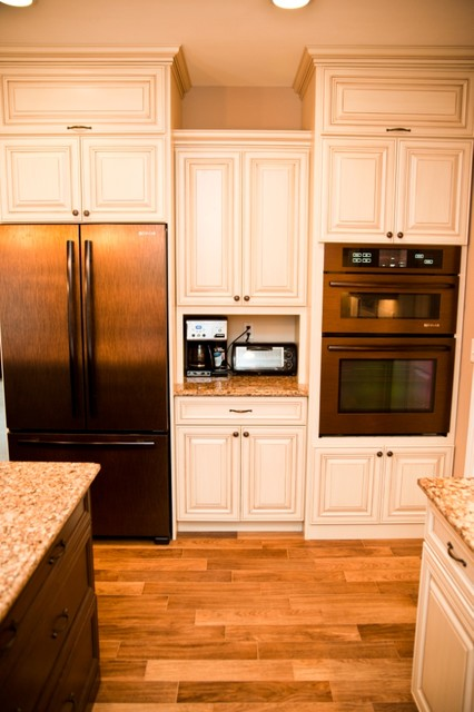 Kitchen Remodel With Oil Rubbed Bronze Appliances