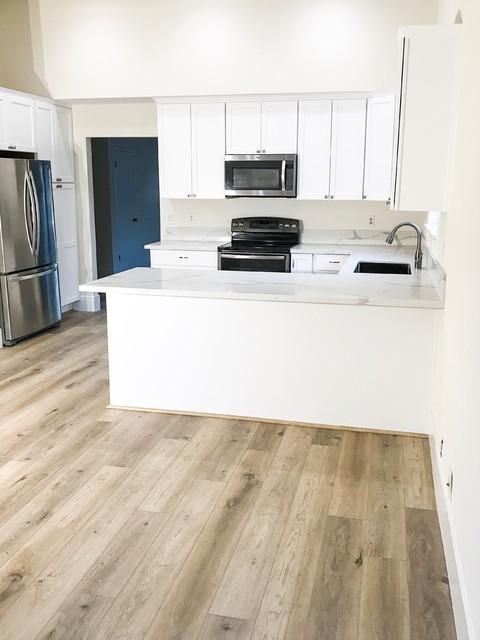 Kitchen Remodel Woodland, CA - Contemporary - Kitchen ...