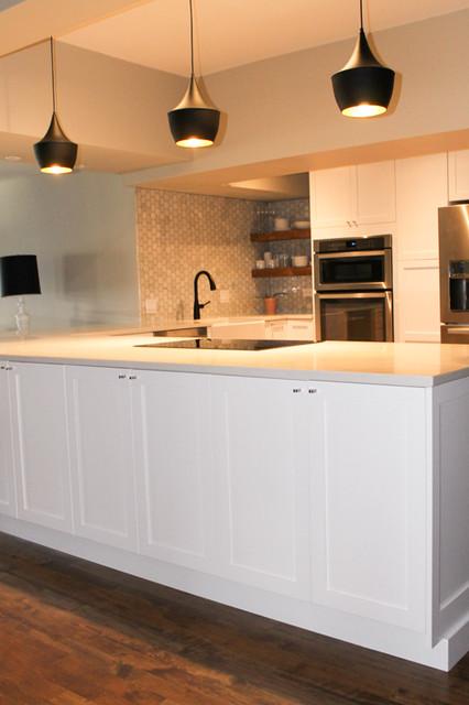 Kitchen Remodeling – 40 E 9th St, Chicago, IL (South Loop) skandinavisk-koekken