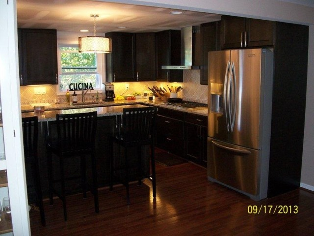 Kitchen Remodeling Traditional Kitchen Baltimore By Blair Construction