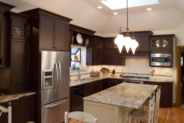 Kitchen Remodeling Burr Ridge traditional-kitchen