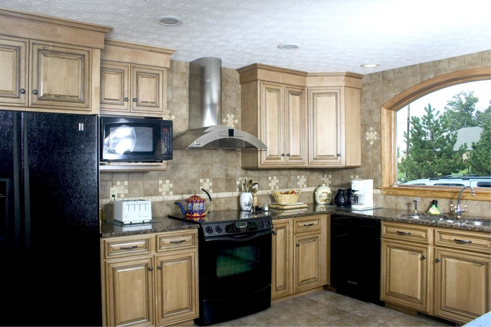 Kitchen Remodeling done with Cabinet Refacing ...
