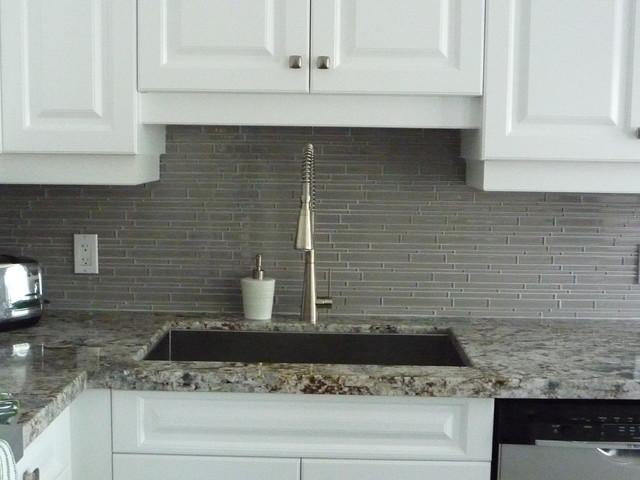 Kitchen Remodeling Gl Backsplash
