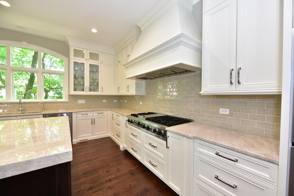 KItchen Remodeling - Glencoe - Craftsman - Kitchen ...