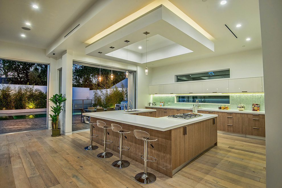 Kitchen Remodeling - Modern - Kitchen - Los Angeles - by ...