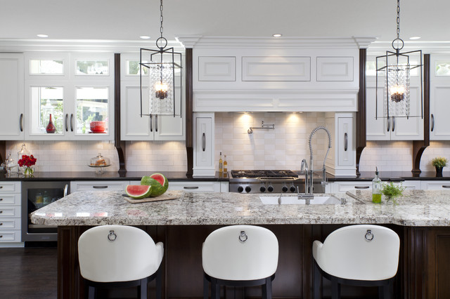 Kitchen remodeling ideas traditional-kitchen
