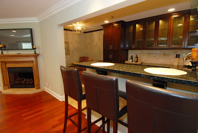 Kitchen remodeling in Beverly Hills contemporary-kitchen