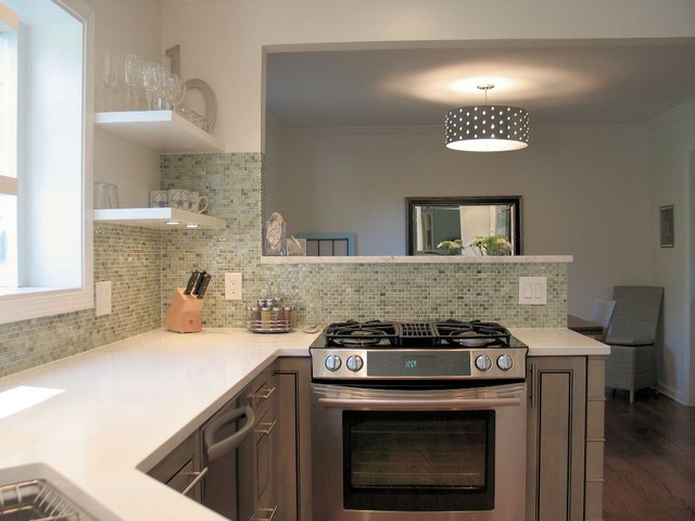 Kitchen Remodeling in Carmel contemporary-kitchen