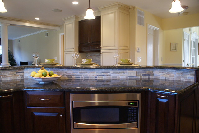 Http Www Houzz Com Photos 3058321 Kitchen Remodeling In Monmouth County Nj Traditional Kitchen Newark