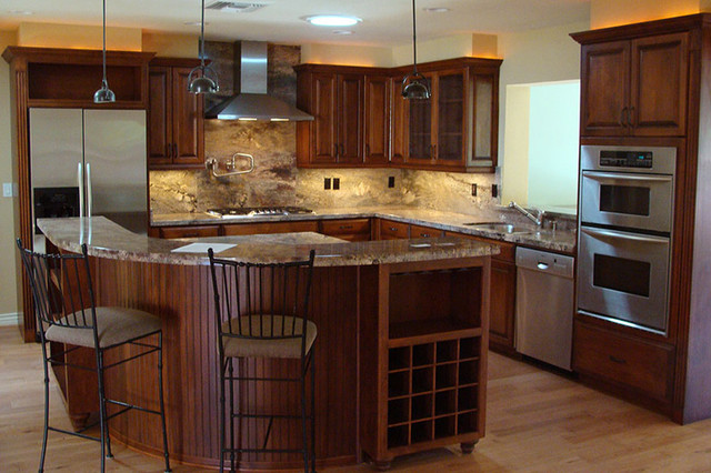 Kitchen Remodeling In Phoenix Scottsdale Traditional Kitchen Phoenix By Pankow