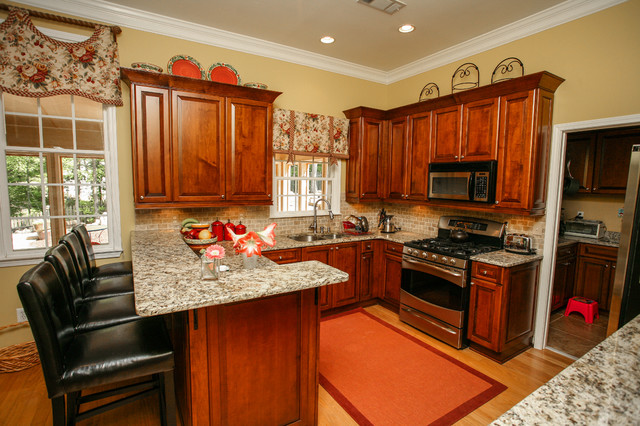 Kitchen remodeling indian hills for Traditional indian kitchen pictures