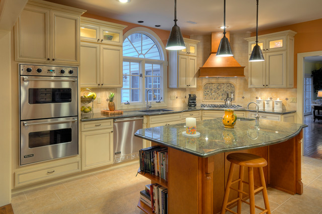 Kitchen Remodeling Newtown, PA - Traditional - Kitchen ...