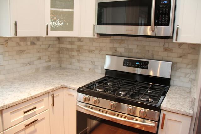 Kitchen Remodeling No 34 Vienna Va Contemporary Kitchen By Kbr Kitchen Bath