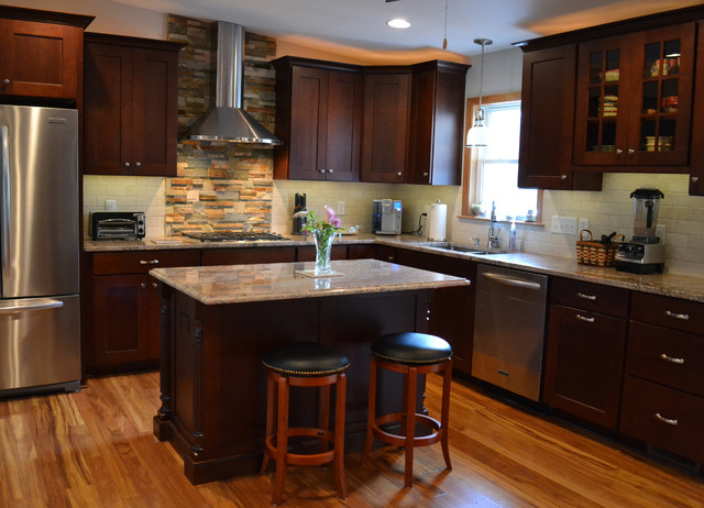 Kitchen Remodeling Pictures Richmond Va My Work Traditional Kitchen Other Metro By