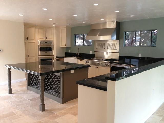 Kitchen Remodeling Project Pasadena