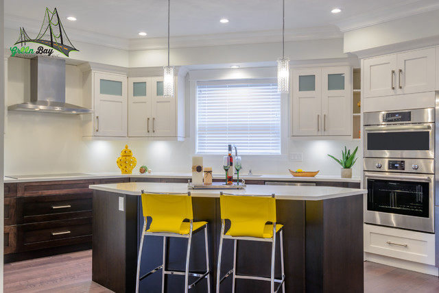 Kitchen Remodeling Sunnyvale CA - Contemporary - Kitchen - San ...