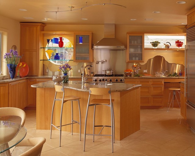 Kitchen Remodeling Contemporary Kitchen Sacramento By Yancey Company