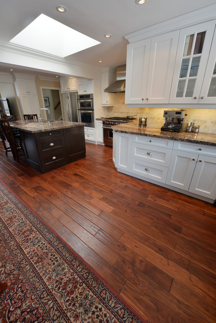 kitchen remodelling in mississauga transitional