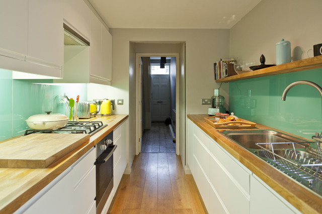 Kitchen Remodelling In South Bristol Midcentury Kitchen Other Metro By Dhv Architects