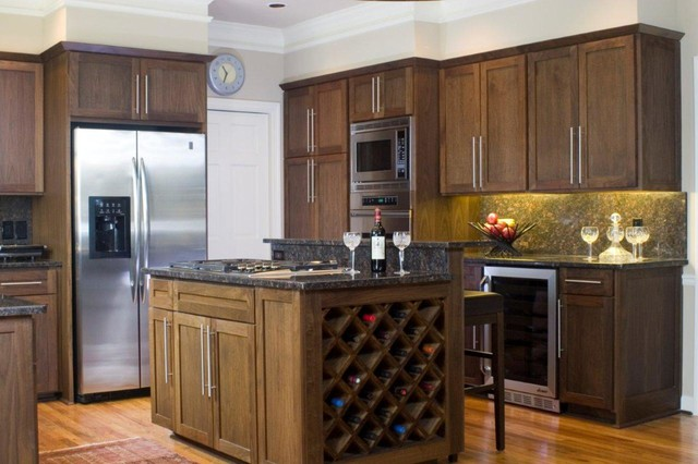 Kitchen Remodels Done With Cabinet Refacing Modern Kitchen Orlando By Kitchen Solvers Of