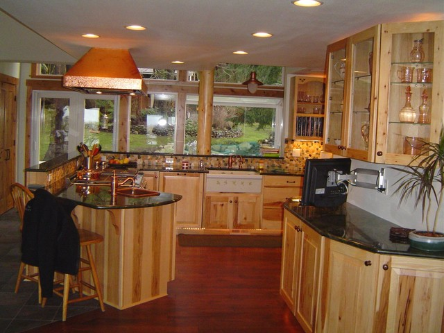 Kitchen Remodels traditional-kitchen