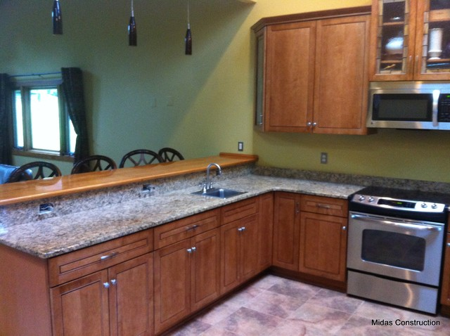 Kitchen Remodels We've Completed traditional-kitchen