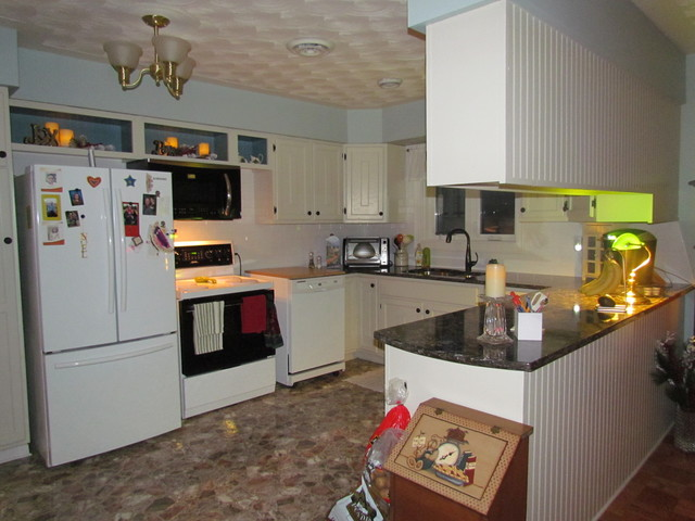 Kitchen Reno after traditional-kitchen