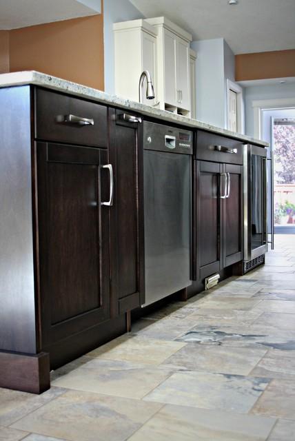 Kitchen Reno- May 2012 contemporary-kitchen