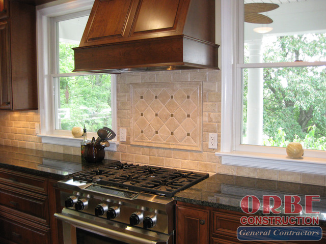 Kitchen Renovation at Gregg Road traditional-kitchen