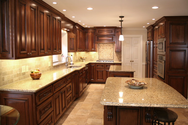 Kitchen Renovation Before And After 2 Traditional