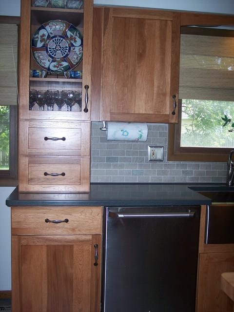Kitchen Renovation, Brunswick, OH #1 contemporary-kitchen