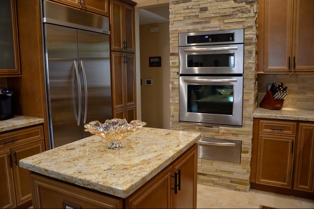 Kitchen Renovation - Cooper City, FL eclectic-kitchen