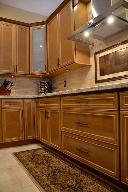 Kitchen Renovation - Cooper City, FL - Tropical - Kitchen
