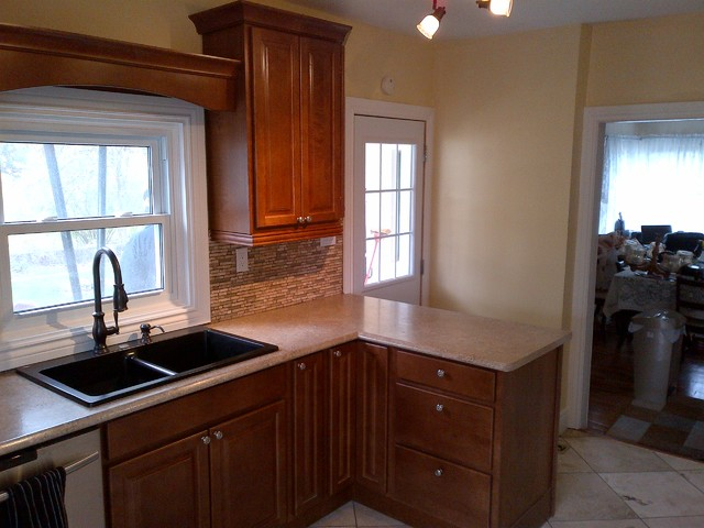 kitchen renovation traditional kitchen other by